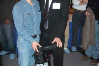 SBU V1 and Dean Kamen