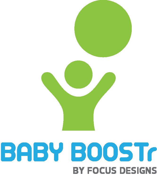 LOGO-BABY BOOSTR